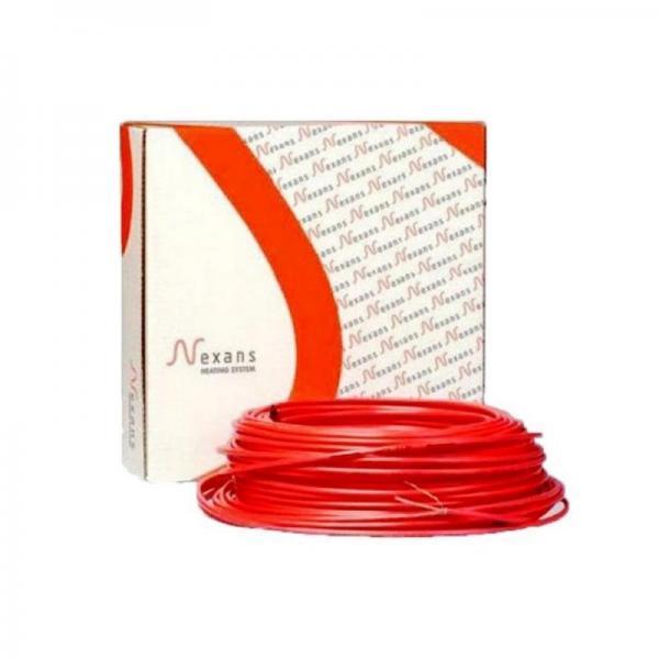 Двожильний гріючий кабель Nexans TXLP/2R 45,4м Defrost Snow 1270/28