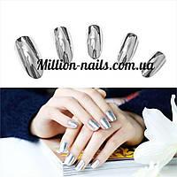 Новинка! Втирка зеркальная для дизайна ногтей, фото 1
