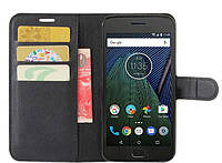 Чехол книжка для Motorola Moto G5 Plus, фото 1