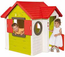 Домик детский игровой Friends House Smoby 810402