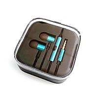 Наушники Xiaomi Piston 2 Blue реплика