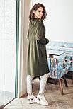Легкий кардиган с карманами «Эмили» 44-52, фото 2