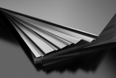 Лист нержавеющий AISI 304 0,5х1000х2000 мм (2B+PVC)