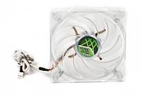 Вентилятор TitanTFD-12025 GT12Z/LD1 V2; 120x120x25мм; 1000об/мин;