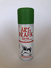 Акрилова фарба в аерозолі, 5 зелений, 200мл ART & GRAFIK