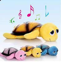 Музыкальный проектор звездного неба Черепаха Тони, фото 1