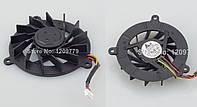 Вентилятор для ноутбука ASUS A8F F3 F7 M51T N80 N81 F8S Z53J Z53U 4pin