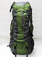 Большой туристический рюкзак Leadhake 537 зеленый экспедиционный 3897d547ff8c8