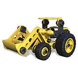 Конструктор Meccano Junior Трактор 87 деталей 6027019, фото 2