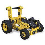 Конструктор Meccano Junior Трактор 87 деталей 6027019, фото 3