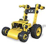 Конструктор Meccano Junior Трактор 87 деталей 6027019, фото 5