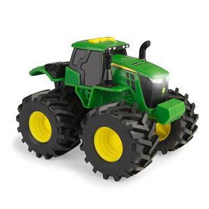 John Deere: трактор Monster Treads со световыми и звуковыми эффектами 46656 TOMY