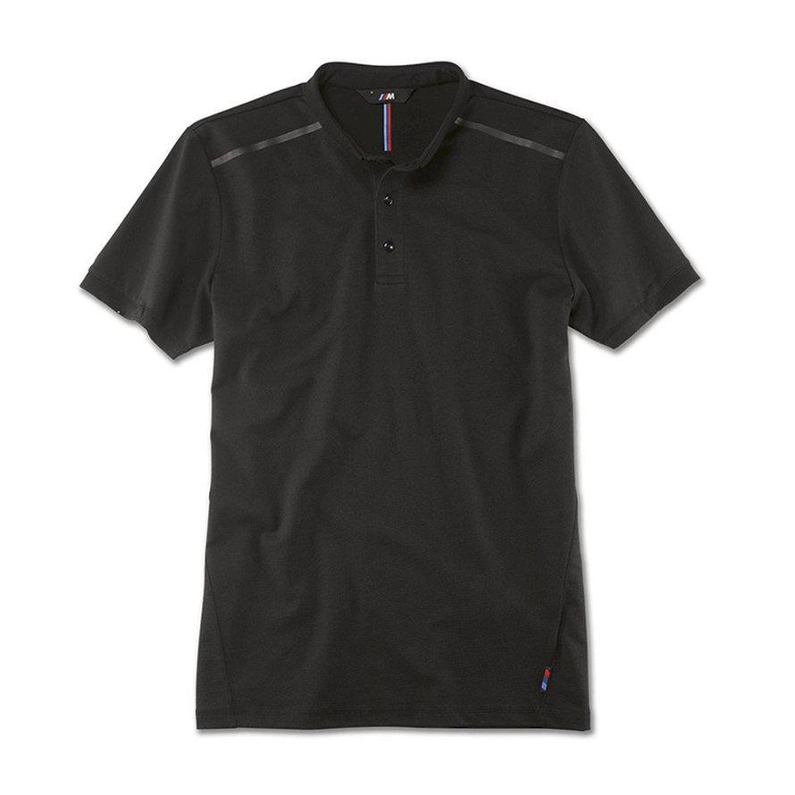 Чоловіча сорочка-поло BMW M Polo Shirt, Men, Black Styling (80142454714)