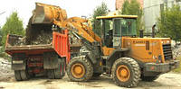 Вывоз строительного мусора  в городе Желтые Воды и Днепропетровской области