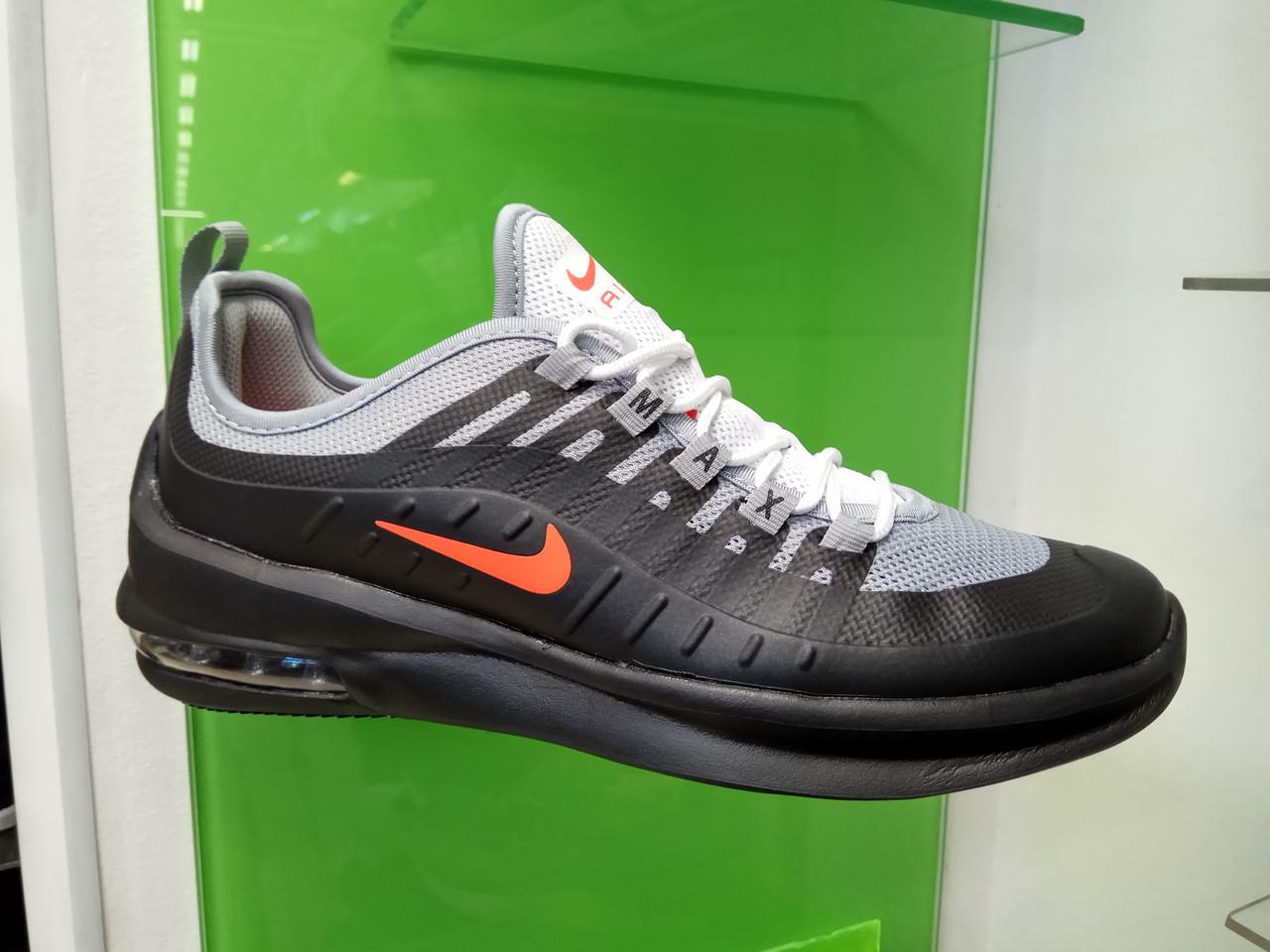Чоловічі кросівки в стилі air max Wmns Axis Gray & Black