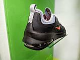 Чоловічі кросівки в стилі air max Wmns Axis Gray & Black, фото 3