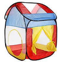 "Игрушка-палатка ""Домик с тоннелем"", 995-7012A"