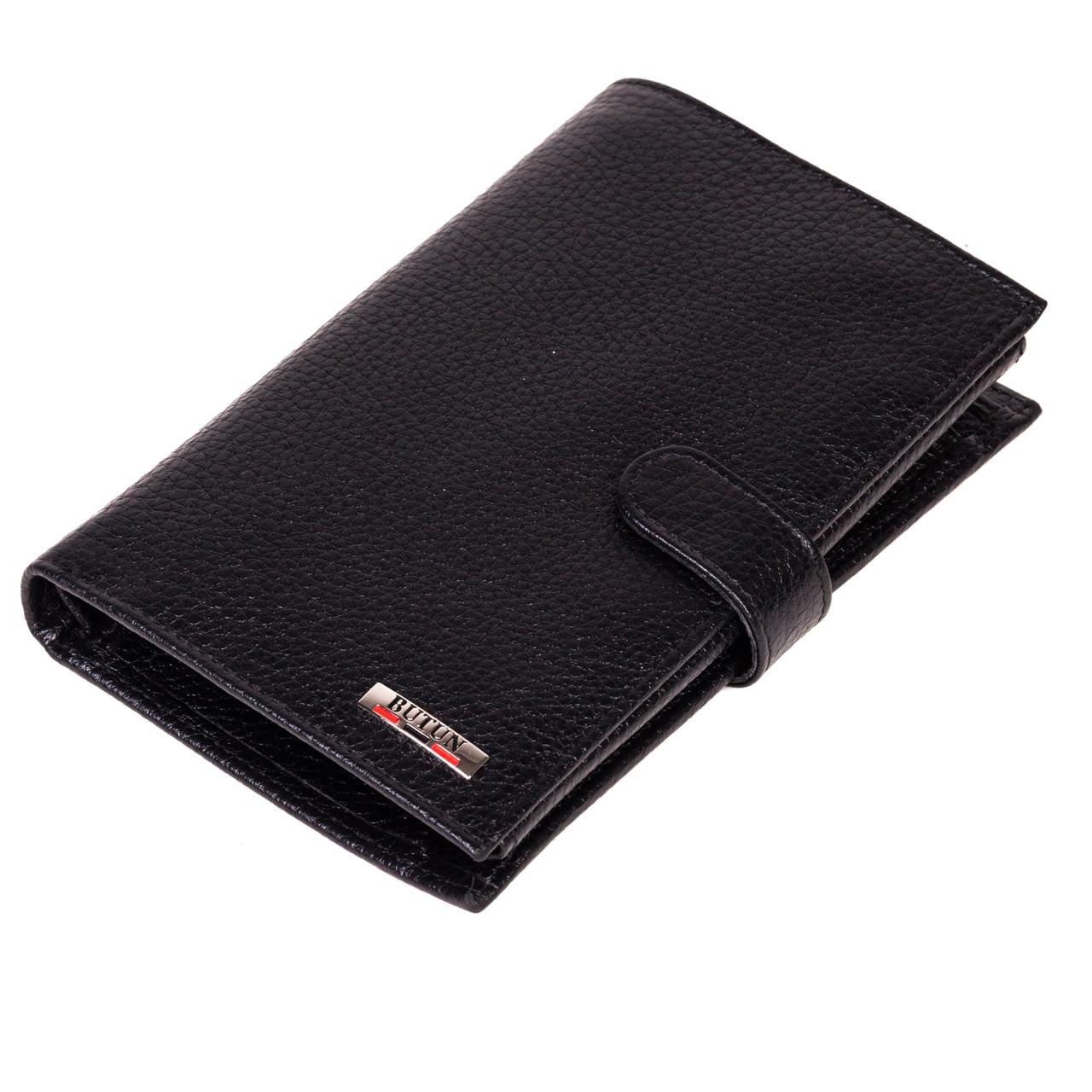 Женский кошелек Butun 189-004-001 с отделением для паспорта