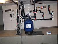 Замена песка в фильтрационной бочке для бассейна