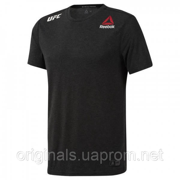 Спортивная футболка Reebok UFC Fight Night Blank Walkout DM5164