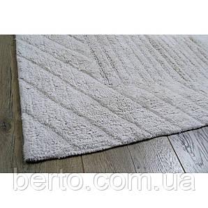 Коврик  для ванной комнаты Irya - Avis серый 70*110