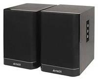 Акустическая система A4 AS-285 2.0 2x25Вт black