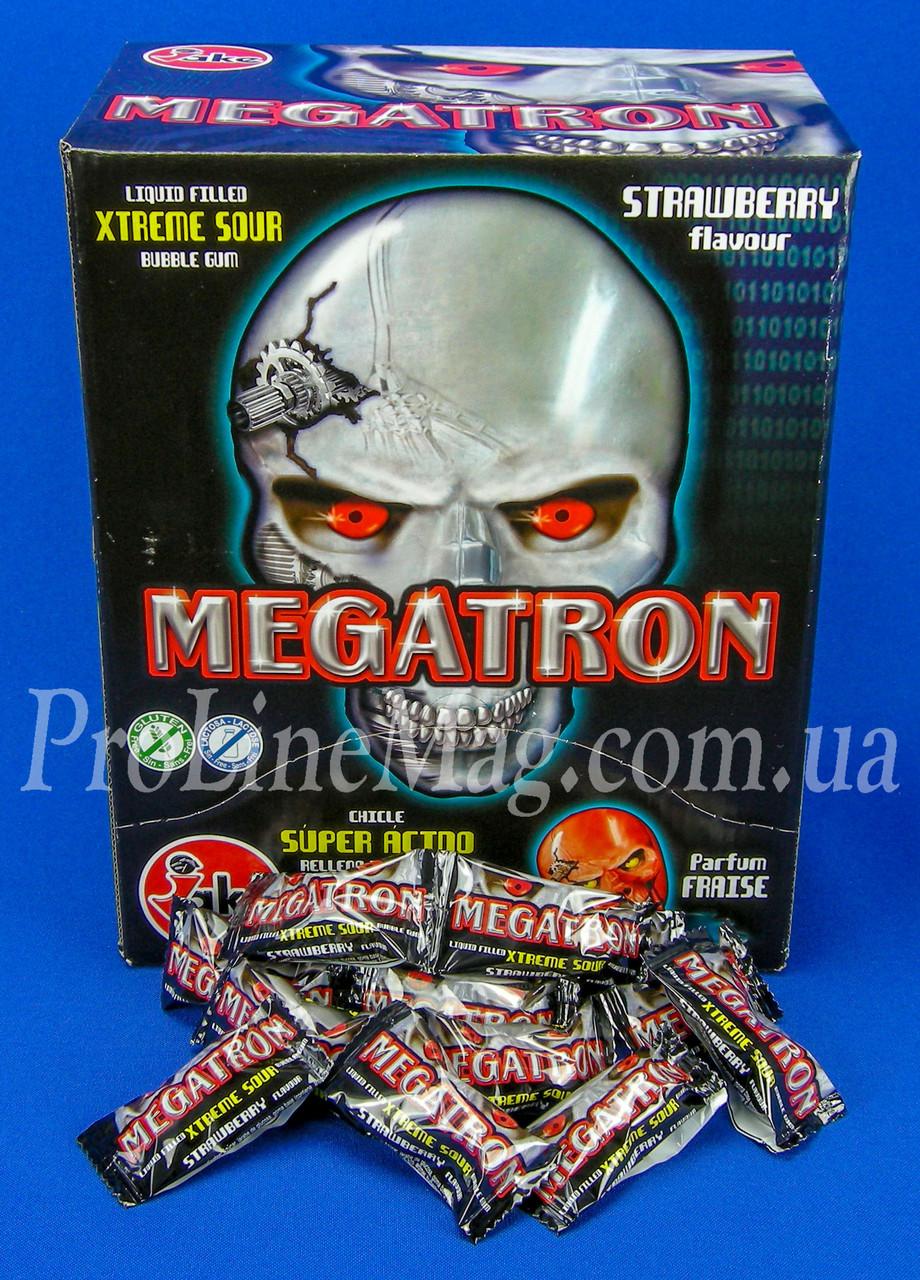 Жевательная резинка Jake Megatron Bubble Gum Strawberry