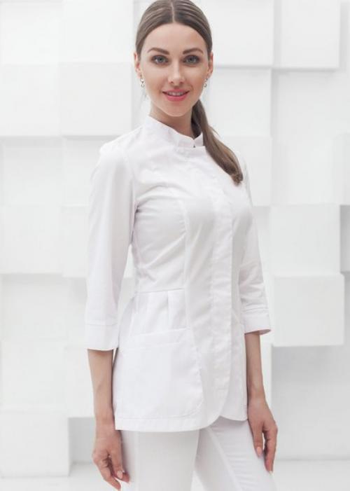 """Жіночий медична куртка """"Розалія """"(коттон) в кольорах"""