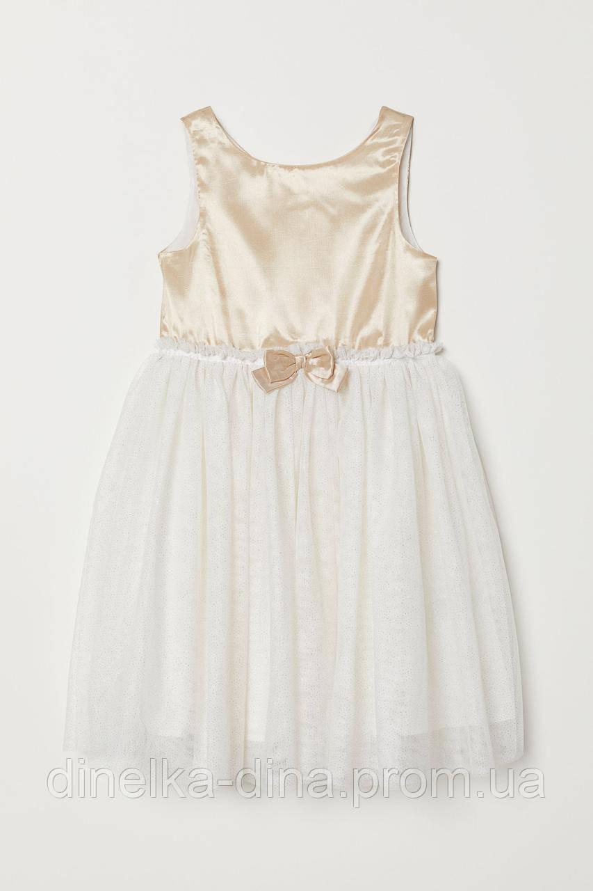 Нарядное платье на девочку 1, 5-2 года H&M