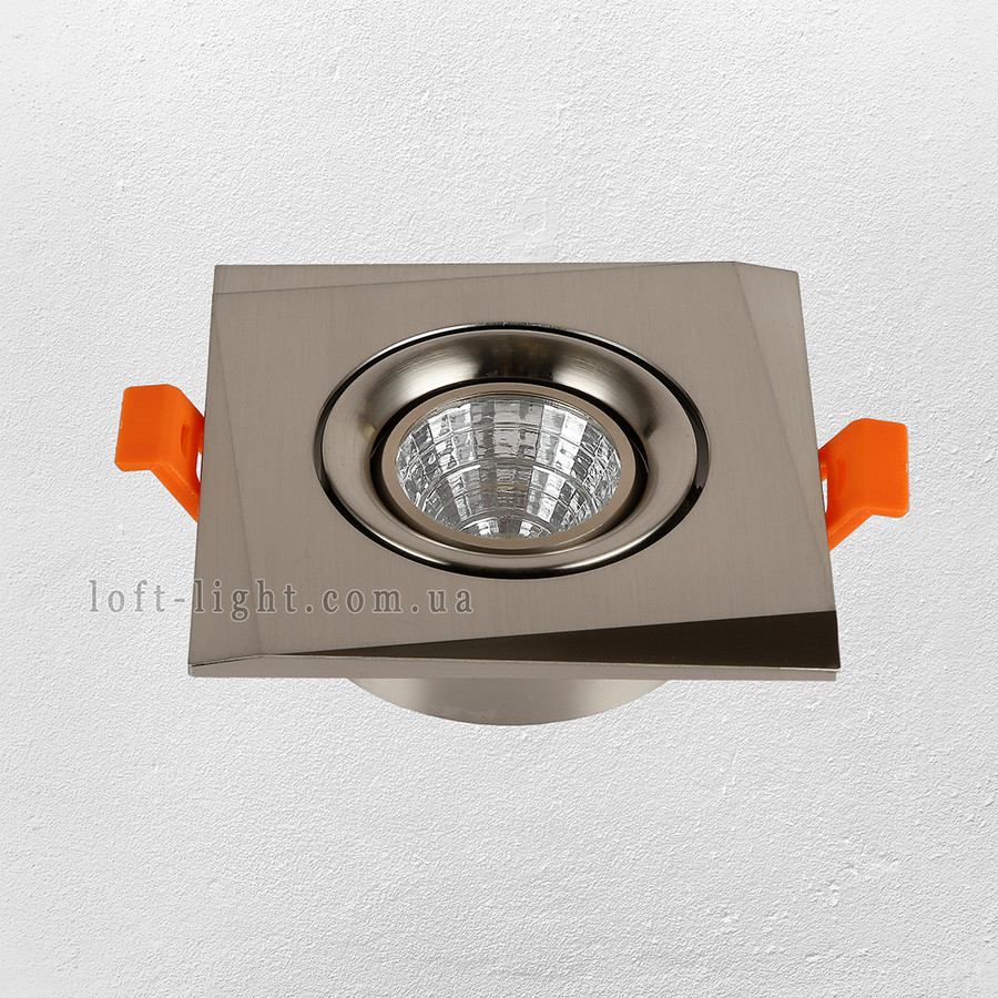 Точечный врезной светильник   47-1241 CR-SATIN