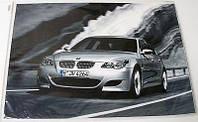 Наклейка на ноутбук Maxxtro 0607, BMW