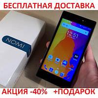 """Сенсорный мобильный телефон Nomi i5030 Evo X Silver смартфон 5"""" Android 1Gb/16Gm, фото 1"""