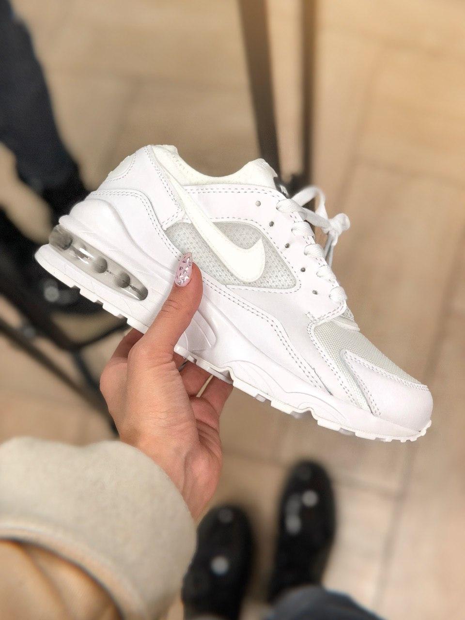 "Кроссовки Nike Air Max 93 ""Белые"""