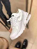 """Кроссовки Nike Air Max 93 """"Белые"""", фото 2"""