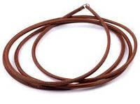 Ремень для швейных машин кожаный ДЛИНА:200см.