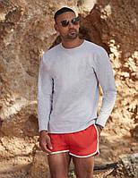 Мужская футболка с длинным рукавом 61-038-0