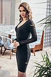 Платье с красивым декольте «Грэйс», фото 2