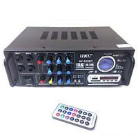 Усилитель PA-325BT 120W UKC c Karaoke и Bluetooth