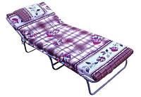 Раскладная кровать (раскладушка) Мария ПРЕМИУМ