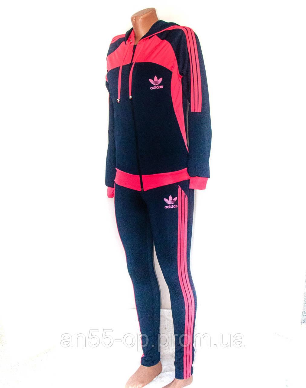 922cf5a5fedfe Женский спортивный костюм adidas (P.40-46) купить оптом от производителя.доставка  из Одесса(7КМ) ...