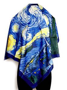 Платок шелковый, репродукция картины