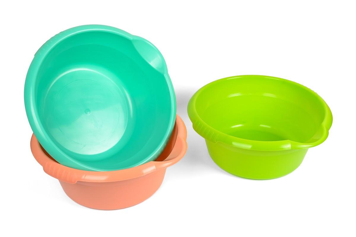 Таз пластиковий, харчовий, маленький, 5л,  Він