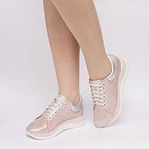Кроссовки нежно розовые 805-07, фото 2