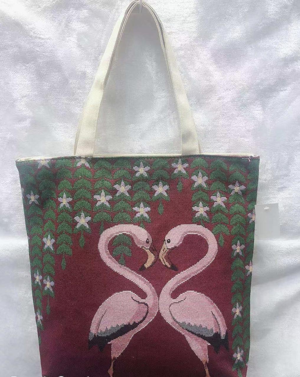 313b6ab4701d Пляжная сумка Влюбленные фламинго, цена 190 грн., купить в Одессе ...