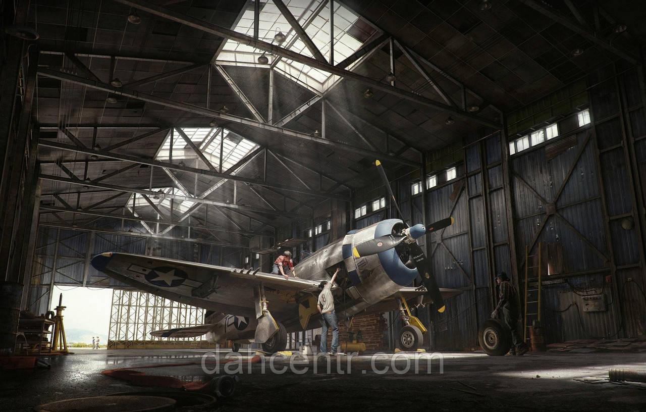 Ангар под самолеты