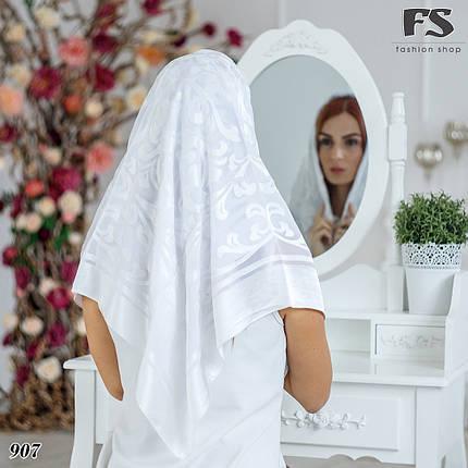 Женский свадебный платок Аркадия, фото 2