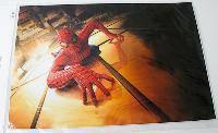 Наклейка на ноутбук Maxxtro 3146, человек-паук, универсальная