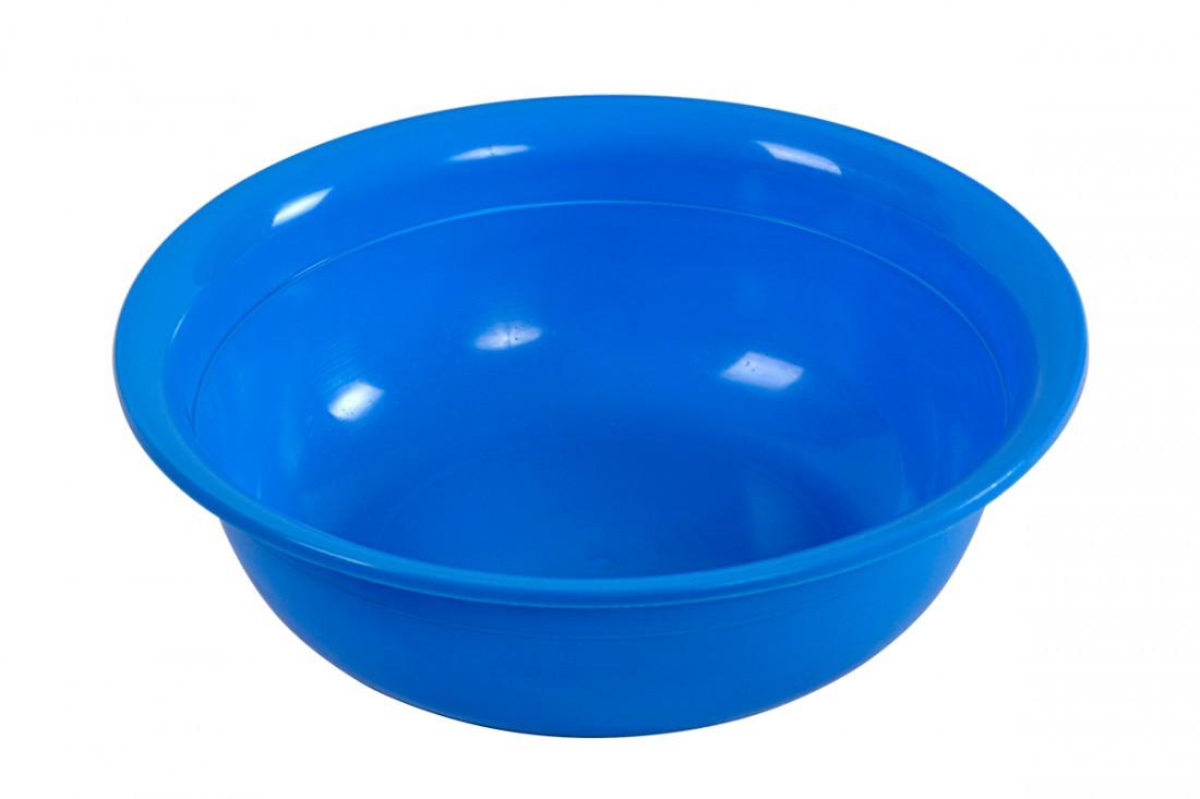 Миска харчова, пластмасова, 6л, Він