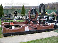 Памятник двойной № 87