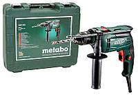 Ударная дрель Metabo SBE 650 БЗП + кейс (600671510)